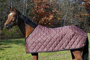 Saratoga Horseworks 450 Gram Quilted Horse Blanket Liner Size 82