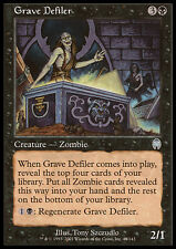 MTG GRAVE DEFILER - LADRO DI TOMBE - AP - MAGIC