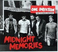 ONE DIRECTION Midnight Memories The Ultimate Edition CD BRAND NEW