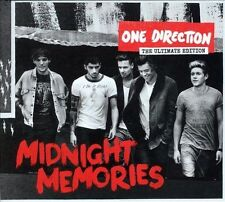 Midnight Memories [Ultimate Edition] by One Direction (UK) (CD, 2013, Syco)New