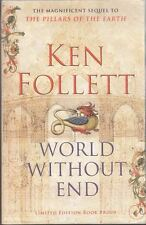 World Without End Limited Edition Proof : Ken Follett