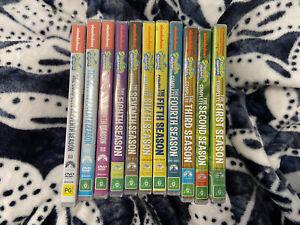 SpongeBob SquarePants Seasons 1-11 DVD in Region 4 + Free Shipping