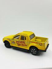 Matchbox Car Beach Patrol Ford Explorer Sport Trac 2000 Diecast Lifegaurd