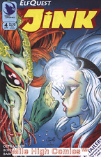 ELFQUEST: JINK (1994 Series) #4 Very Good Comics Book