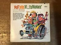 Mr. Gasser & the Weirdos Promo LP - Hot Rod Hootenanny - Capitol T-2010