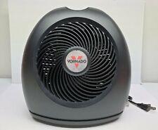 VORNADO Space Heater Type DVTH 1500 watt patent D441065 black portable digital