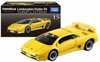 *Tomica premium 15 Lamborghini Diablo SV
