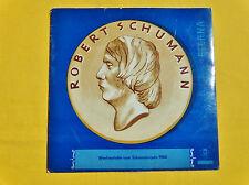 Werbeplatte ETERNA Robert Schumann 1960, sehr selten !!!!!