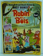 ROBIN des BOIS ageducatifs album 172 images autocollantes type vignettes Panini