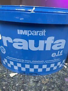 IMparat Raufa ELF Wandfarbe Farbe Bild Innenfarbe 12,5L Restposten 4,20€/L)