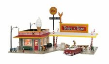 Woodland Scenics BR4929, N Scale, Drive 'n Dine Structure, Built-&-Ready