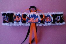 New York Mets Logo Wedding Garter Toss Prom  Baseball  Charm
