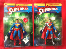 CYBORG SUPERMAN Series 1 DC Direct 21 Points Articulation 2 Figure 2003 SEALED
