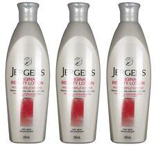 3 x Jergens Original Beauty Lotion Dry Skin Moisturiser 250mL 100% Brand New