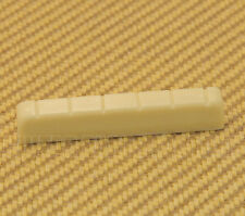 PNUT-10205 Pre-slotted Cream Plastic Nut for Classical Guitar