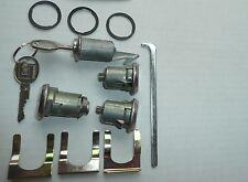 Lock Set Impala Caprice 67 Glovebox Trunk Lid & Door 181