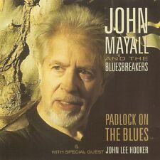 John Mayall & The Bluesbreakers - Padlock On The Blues (CD 1999) Montoya; Hooker