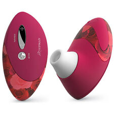 Womanizer W500 Special Edition - Red Roses  neu,