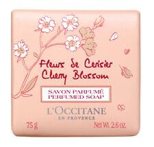 L'Occitane Fleurs de Cerisier CHERRY BLOSSOM Perfumed SOAP BAR 50g