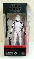 Star Wars The Black Series Phase 1 Clone Trooper (AOTC) Action Figure 2020