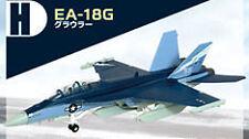 F-Toys 605679-H Düsenflugzeug EA-18G Growler US Navy Vikings 1/144