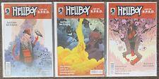 Hellboy And The BPRD #1,2,3 Saturn Returns Dark Horse Comics Mike Mignola Lot