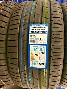 Brand New Car Tyres Toyo SUV/4X4 285/35/22 285 35 ZR22 XL 106Y 285 35 22 C+A