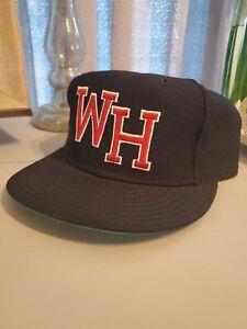 85 - 87 Winter Haven Redsox New Era Hat Cap MiLB 7 5/8 Fitted NWOT Boston Minors