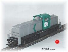 """Märklin 37908 Diesellok BR 295 """"duisport rail"""" digital mfx Sound #NEU in OVP#"""