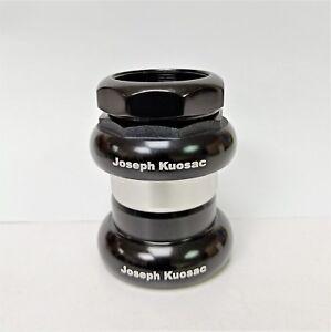 "Joseph Kuosac Headset for Brompton, Thread 1 1/8"" Black"