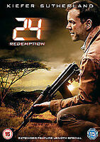 24 - Redemption (Extended 2-Disc Collector's Edition) [DVD], DVDs
