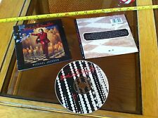 Blood on the Dance Floor MJ Music CD & Sleeve Only Official Original NO CASE
