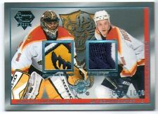 ROBERTO LUONGO/JAY BOUWMEESTER 04 PACIFIC LUXURY SUITE PATCH CARD #64/100!