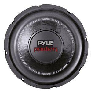"Pyle PLPW6D 6"" 600W Max Dual Voice Coil 4-Ohm Car Stereo Audio Power Subwoofer"