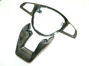 Carbon Steering Wheel Cover Suitable For Mercedes AMG W205
