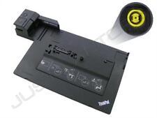 IBM Lenovo ThinkPad T410 T430 T510 Docking Station Port Replicator USB 3.0