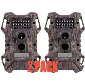 2 Pack / Wildgame Innovations Terra Extreme 14MP Trail Game Camera Deer Hunting