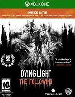 Dying Light The Following Enhanced Edition (Microsoft Xbox One,2016)COMPLETE XB1
