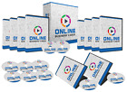 Online Business Video Course-learn how to build your online business step-by-ste