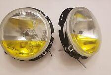 vw volkswagen h4 headlights park fog light turn signal built in bug ghia thing