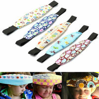 Baby Sleep Belt Adjustable Head Support Holder Safety Car Seat Kids Nap Aid Band