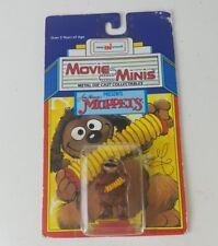 "The Muppets Movie Minis 1988 "" Rowlf "" die cast metal figure NEW ! Rare !"