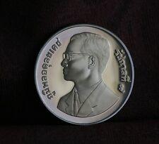 King Bhumibol Adulyadej Rama IX 1995 Thailand FAO 20 Baht Proof Coin Agriculture