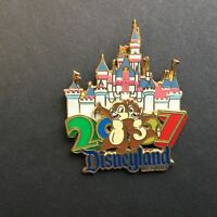 DLR - Dated 2007 Series - Chip 'n Dale Disney Pin 51628