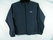Patagonia Black Softshell Regulator R Jacket Coat Women's Size Medium