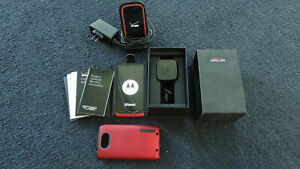 Motorola Droid Turbo - 32GB - Red (Verizon) Smartphone Factory Reset Unlocked