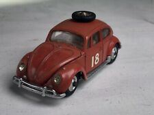 Vintage  Corgi VW Volkswagen 1200 saloon.