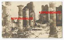3x Foto Kirche Ruine Geluveld Flandern Gheluvelt 1. WK WW1 Belgien Zonnebeke