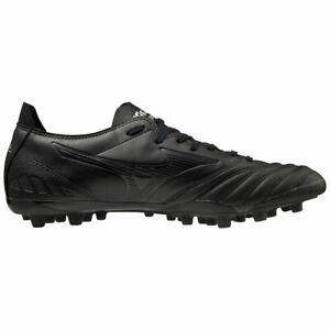 NEW Mizuno MORELIA NEO 3 PRO AG P1GA208400 BLACK Soccer Cleat Kangaroo Leather