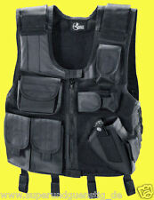 Walther Tactical SWAT weste Combat Zone Markenqualität Softair Paintball 58122